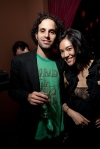 with Justin Kantor of (le) Poisson Rouge